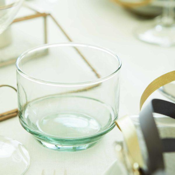 fair trade glas