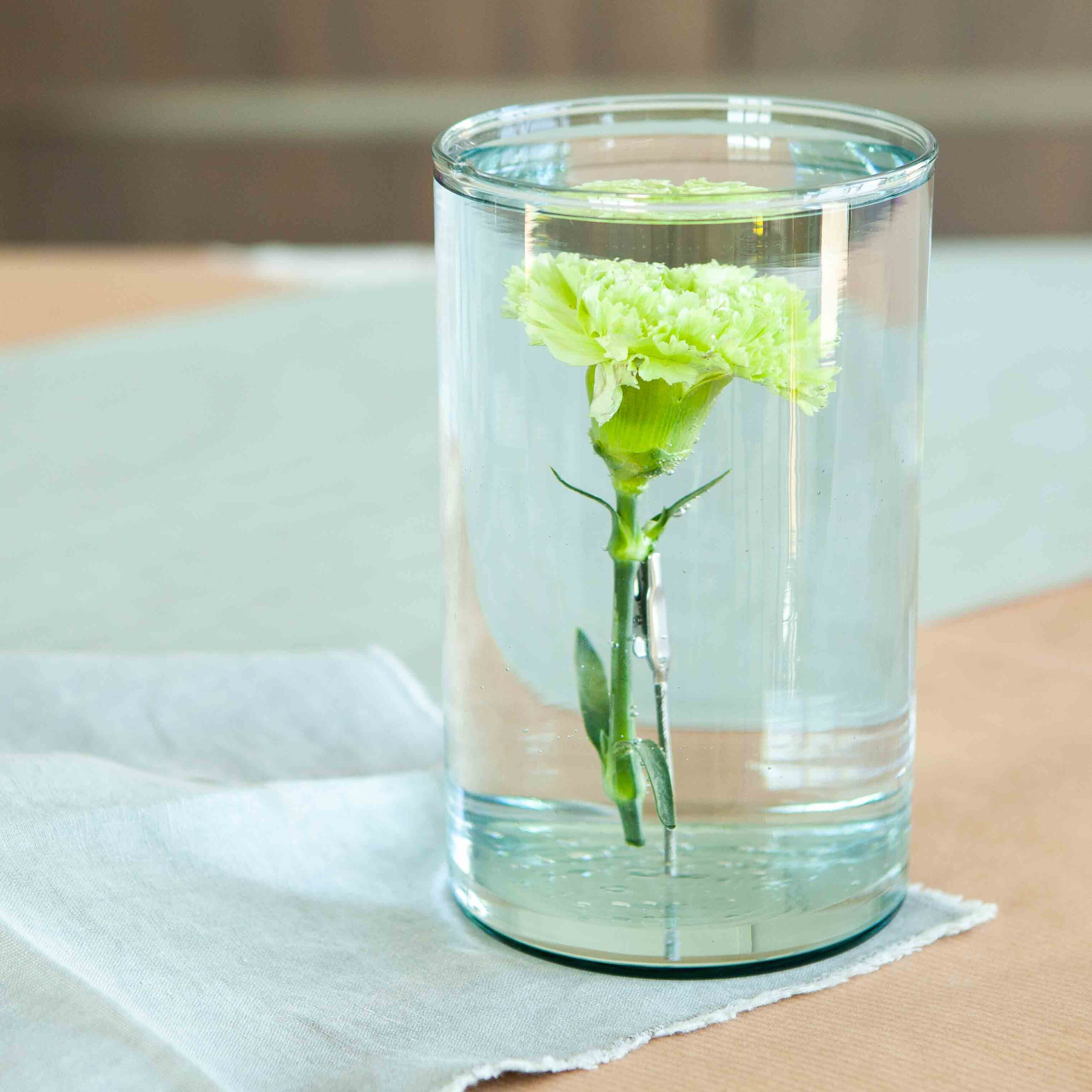 bloem onder water